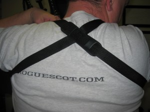 Review: The Bagpipe Harness